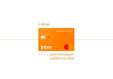 Como conseguir seu cartão de crédito no Inter?