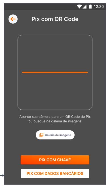Pix com QR Code