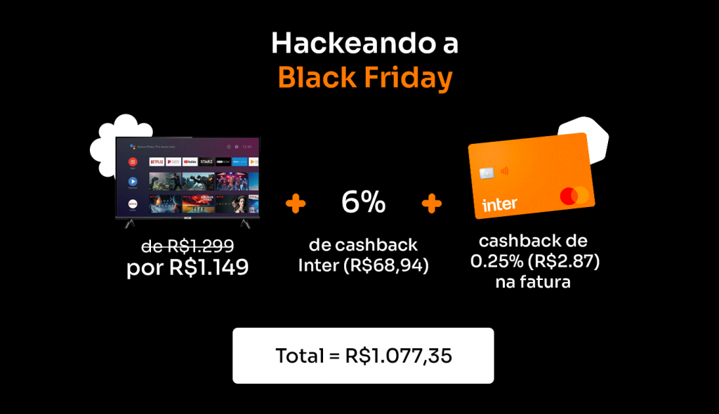 Como hackear a Black Friday